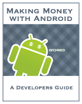 make money on android book