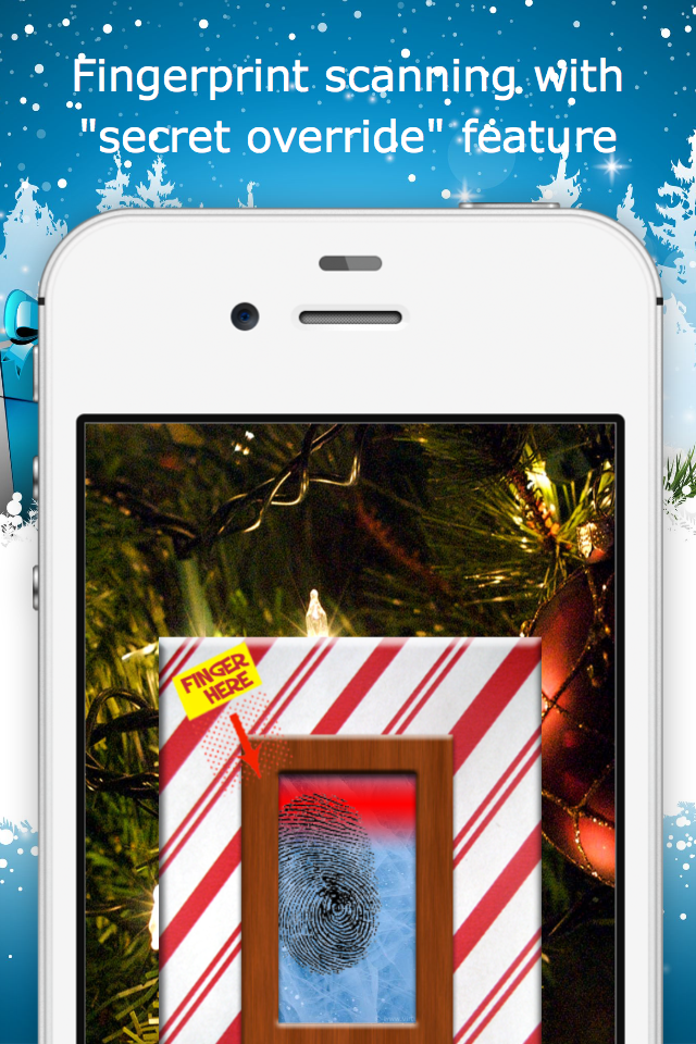 Naughty or Nice Scan App project screenshot